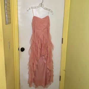 Blush Pink Prom or Homecoming Dress